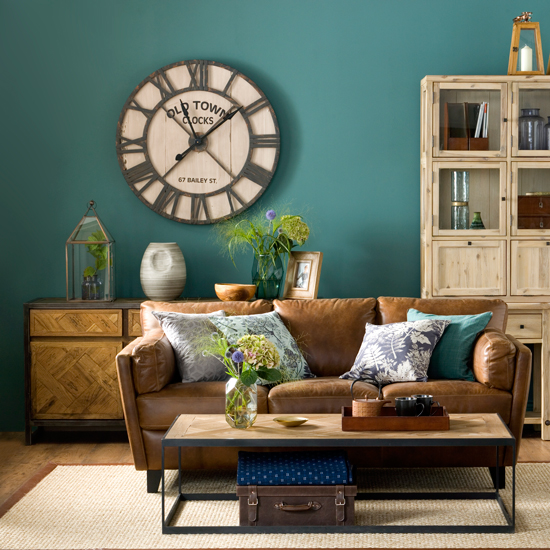 Get Cosy By Decorating With Forest Green