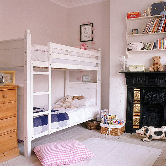 Siblings Sharing Bedroom: Shared Sibling Bedrooms Which Are Cool And Uncluttered