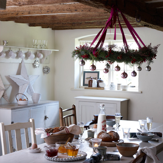 Give Your Kitchen A Christmas Make Over