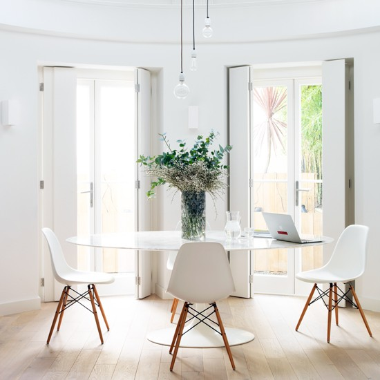 Ways to detox your home for 2016 for Georgian dining room ideas