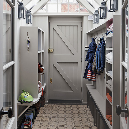Storage Room Design Ideas: 8 Country-style Boot Room Designs