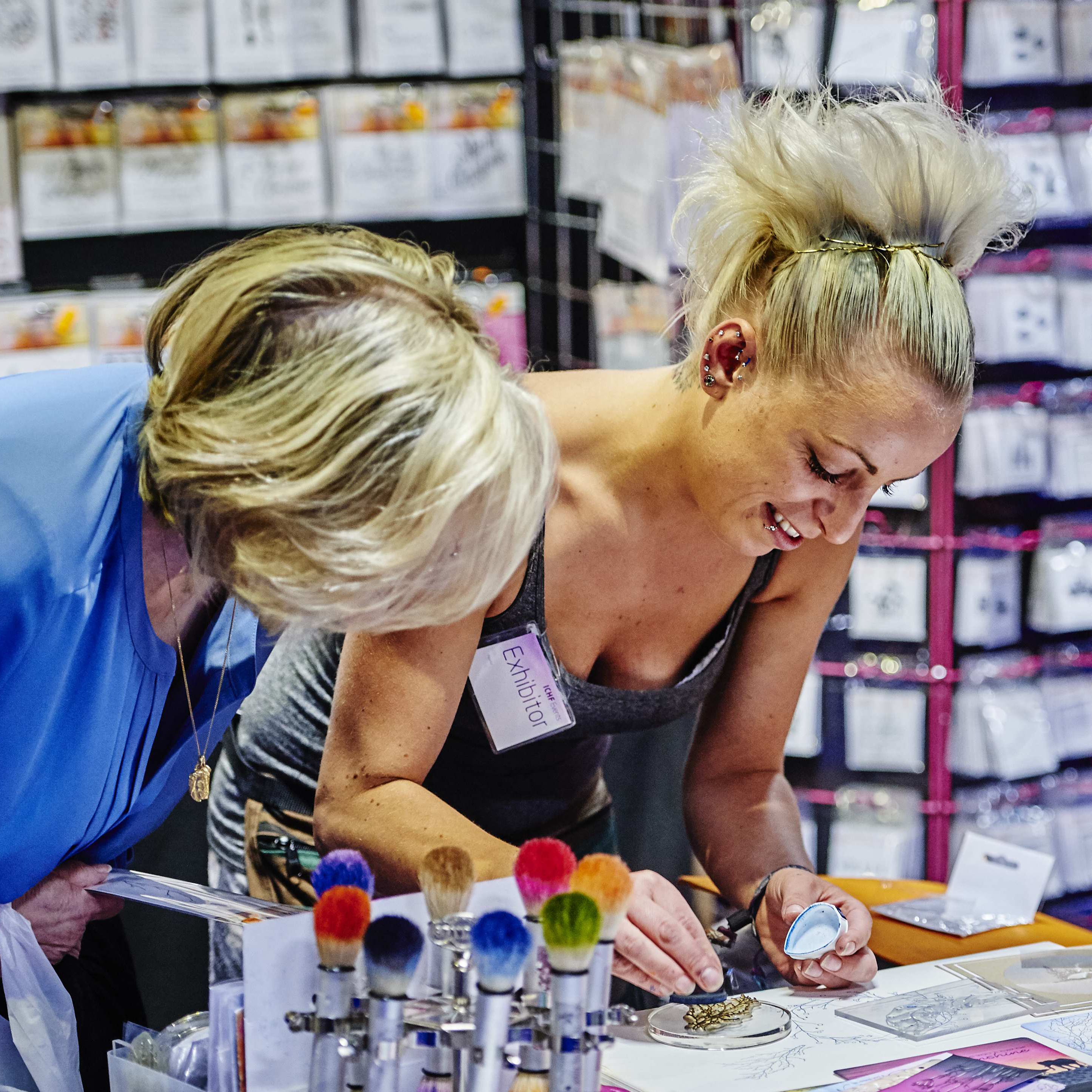 Get crafty with an ICHF event near you!