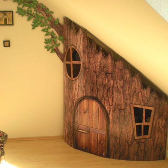 Playrooms Under The Stairs How To Create A Dream Play