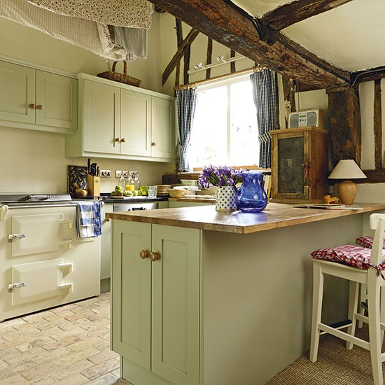 Are you a country mouse or a town mouse take our for Cute country kitchen ideas