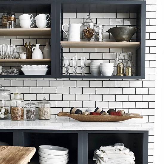 Functional And Practical Kitchen Solutions For Small: 6 Clever Kitchen Storage Solutions