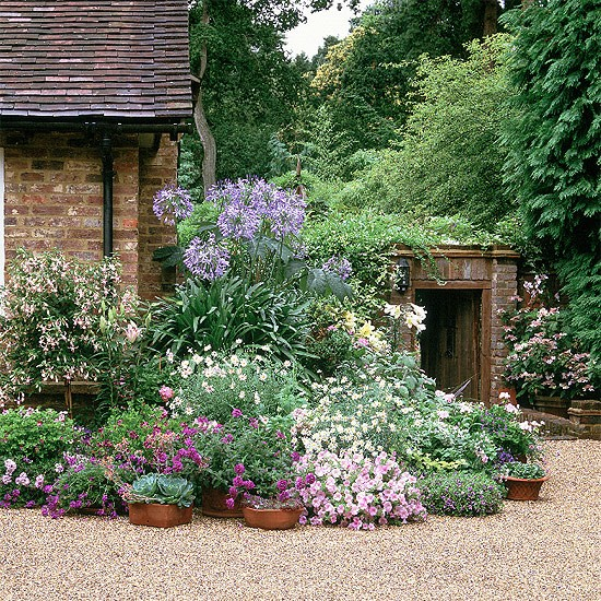 Garden Design Ideas For Grassless Spaces