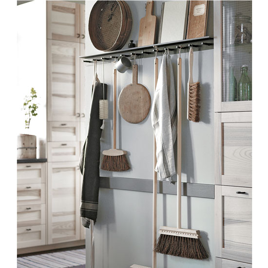 9 clever storage updates for kitchens for Falsterbo ikea
