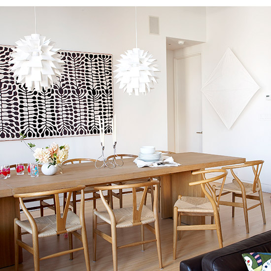 Need to know wishbone chair for Wishbone chair table