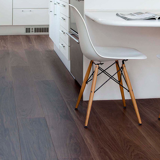 five variations on oak flooring