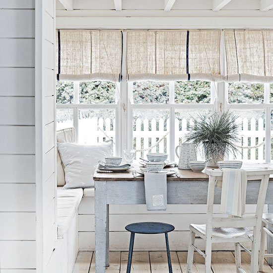 Go Coastal 9 Ways To Give Your Home Some Seaside Style