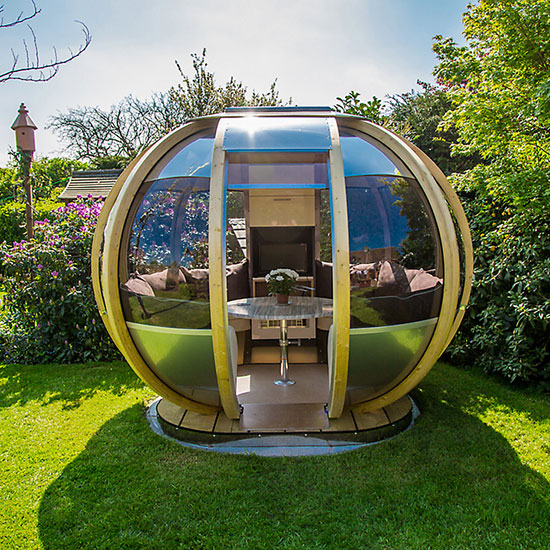 Garden Pods Discover The All New Outdoor Home Office
