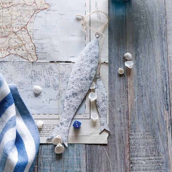 Nautical Home Decor Uk: Coastal Interiors Decorating Ideas