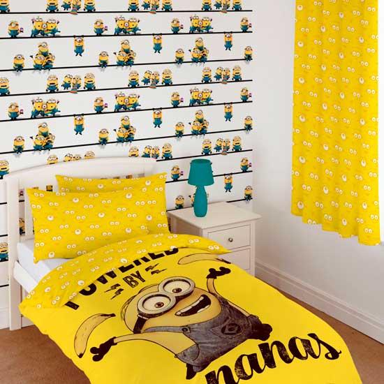 Minion bedrooms