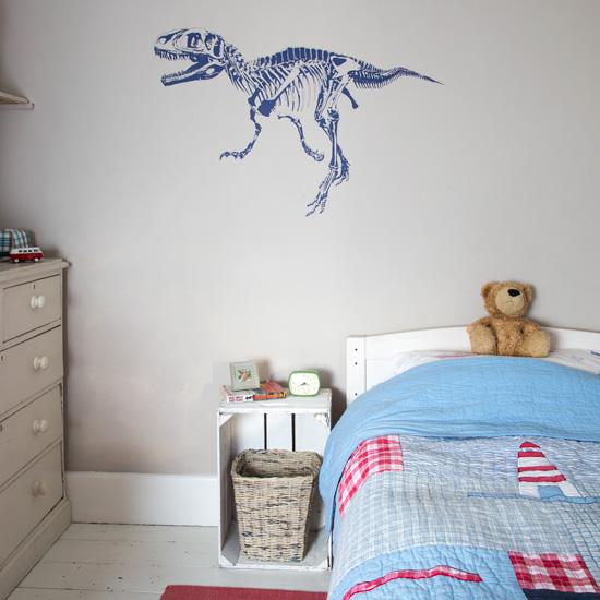 Dinosaur Bedrooms