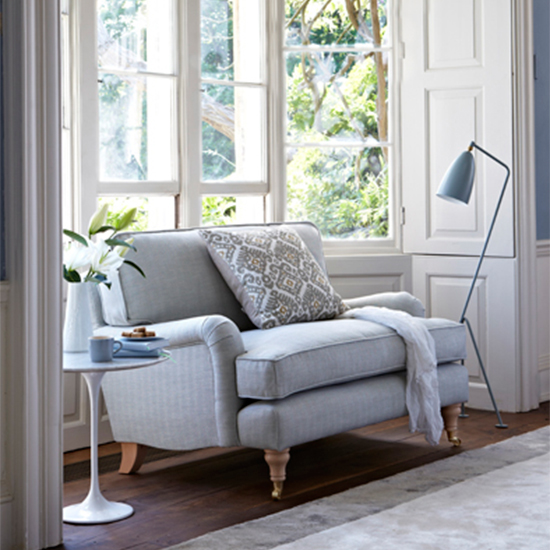 Seating solutions for small living rooms