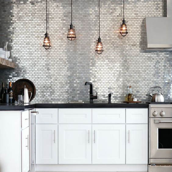 Glitter Grout Is A Thing And You Need It In Your Kitchen Now