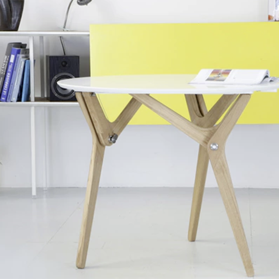 Watch This Dinner Table Transform Into A Coffee Table In A Second